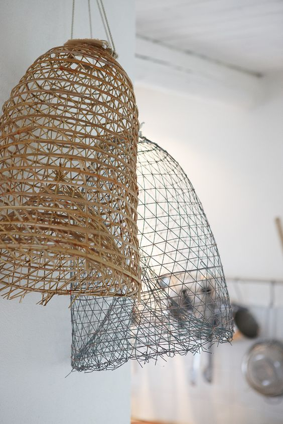 Lovely fishtraps from Gallipoli Interior by Åsa Dyberg