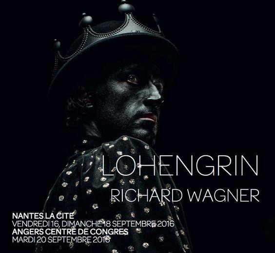 Opéra : Lohengrin de Wagner, La Cité Nantes - http://www.unidivers.fr/rennes/lohengrin-wagner-opera-cite-nantes/ -