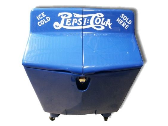 Heintz Pepsi:Cola Ice Cooler