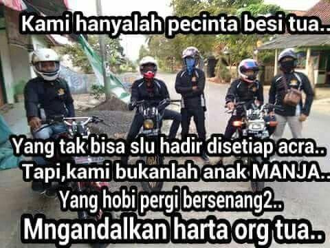 Pin Oleh Castlle Slog Di Rx King Indonesia Anak Manja Kutipan