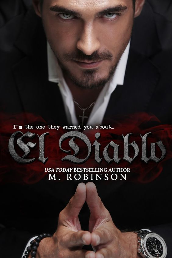Reading By The Book: El Diablo by M. Robinson Release Blitz and Giveaway