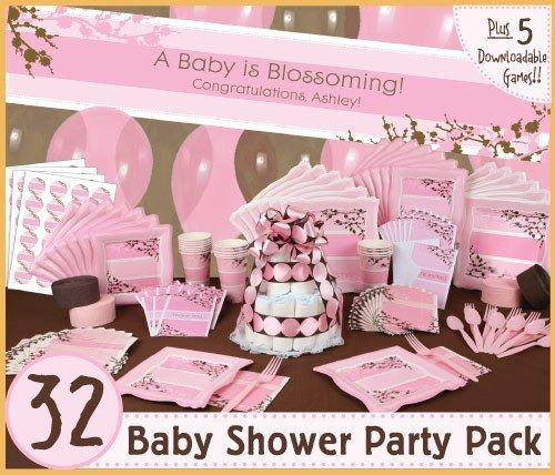 Girly Ideas For Bedrooms: Baby Shower Theme Ideas For Girls