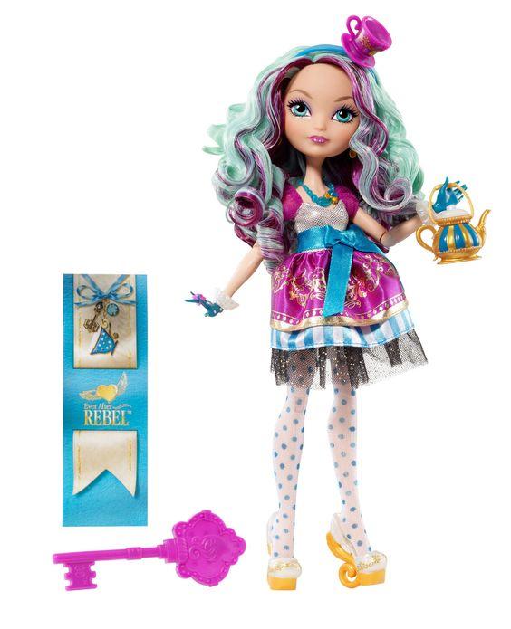 Madeline Hatter Basic Doll
