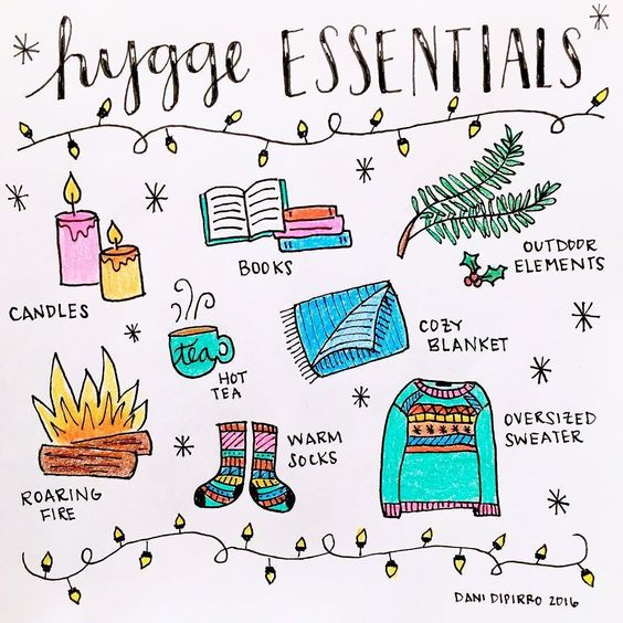Wanna know what hygge is? Check out my latest post (link in profile) to find out what it is (and how to do it)!: