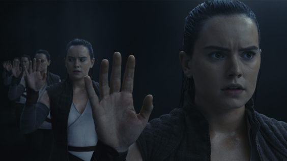 StarWars.com examines how Rey's journey in the mirror cave in Star Wars: The Last Jedi echoes experiences had by both Anakin and Luke Skywalker.