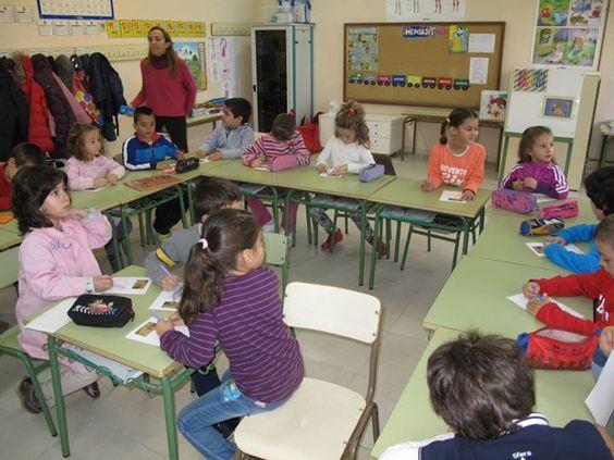 Celebramos el Día del Niño con 3º de Educación Infantil y 1º de Educación Primaria del CEIP Severiano Montero
