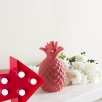 Obby piña roja cerámica