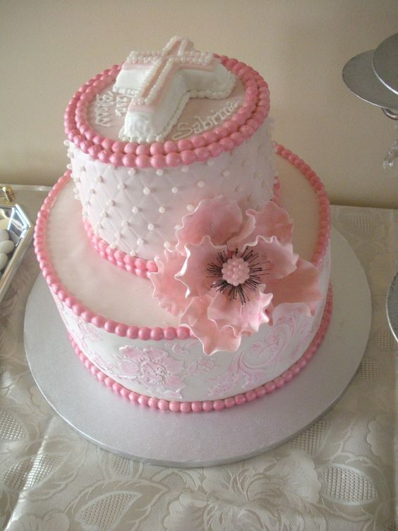 Cake Making Classes In Visakhapatnam : Creative, Holy communion cakes and Pink on Pinterest