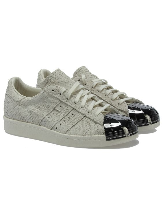 adidas 80s superstar metal toe