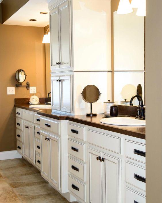 Kabinart Kitchen Cabinets: Sherwood Starlite Coffee Finish