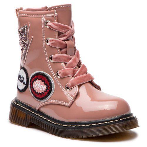 Trzewiki Nelli Blu Cs102607 03 Rozowy Dzieciece Dziewczece Trzewiki Https Ccc Eu Sorel Winter Boot Boots Winter Boot