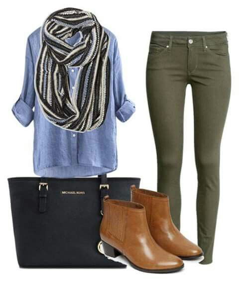 Chic Fall Wear