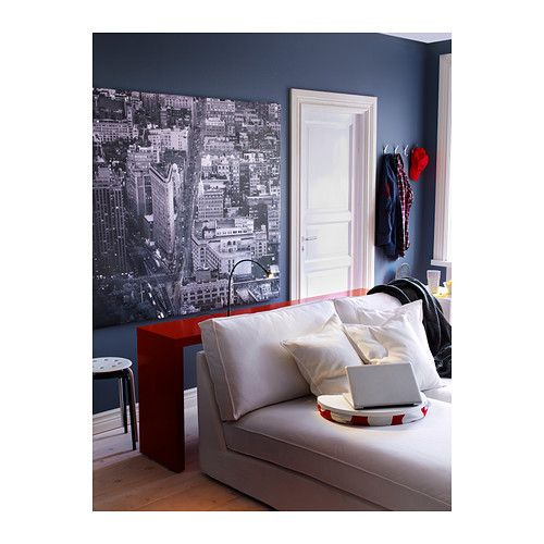 premi r picture ikea motif created by angelo cavalli with a large picture you can create mood. Black Bedroom Furniture Sets. Home Design Ideas
