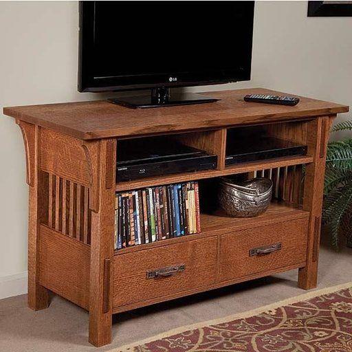 Woodcraft Magazine Arts Crafts Tv Stand Downloadable Plan Woodworking Plans Tv Woodworking Plans Tv Stand Bed Woodworking Plans