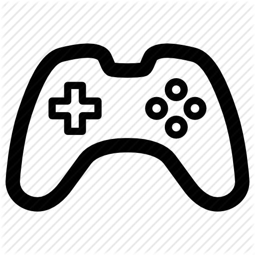 ... Silhouette Ideas | Pinterest | Game Controller, Video Games and Icons: www.pinterest.com/pin/99501472994141369