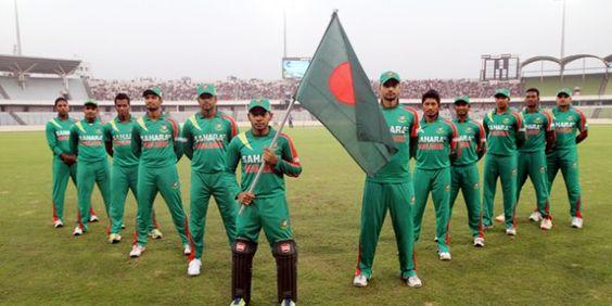 Bangladesh Cricket Team All Players' Short Details