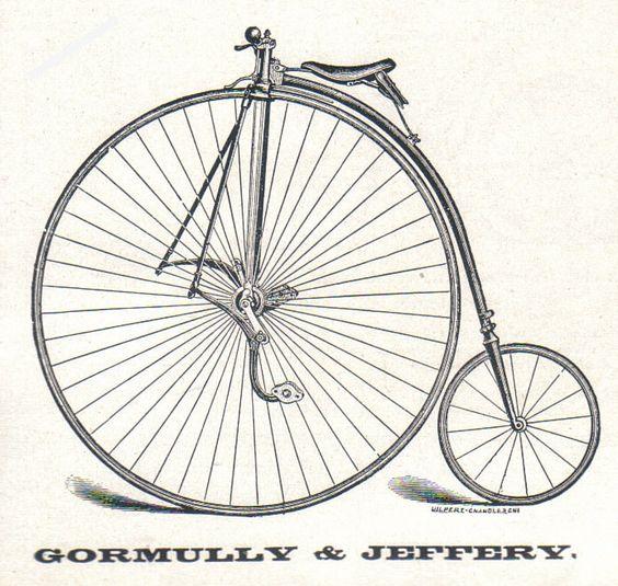 Todos os tamanhos | 1886 Gormully & Jeffery high wheeler | Flickr – Compartilhamento de fotos!