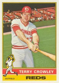 Terry Crowley - Firstbasemen/Outfielder  AB 71  HR 1  RBI 11  BA .268  OBP .333  SLG .394  OPS .728