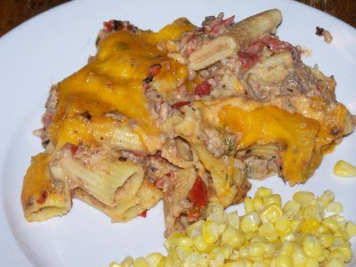 Mexi Rigatoni | GET IN MAH BELLY :) | Pinterest | Rigatoni