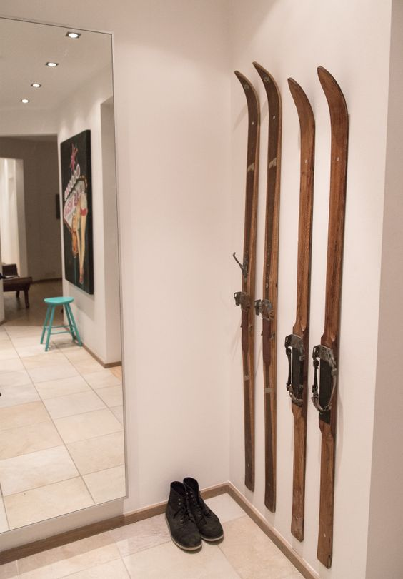 Coats Coat Racks And Ski On Pinterest