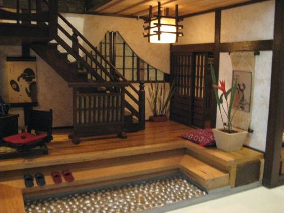 Japanese House And Furniture | Dollhouses And Furniture | Pinterest |  Japanese House, Japanese And House