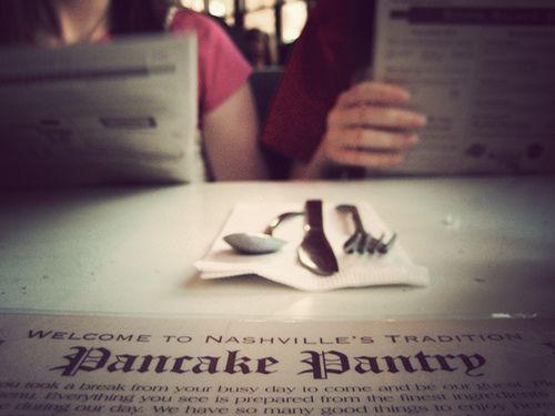 Pancake Pantry, Nashville, TN