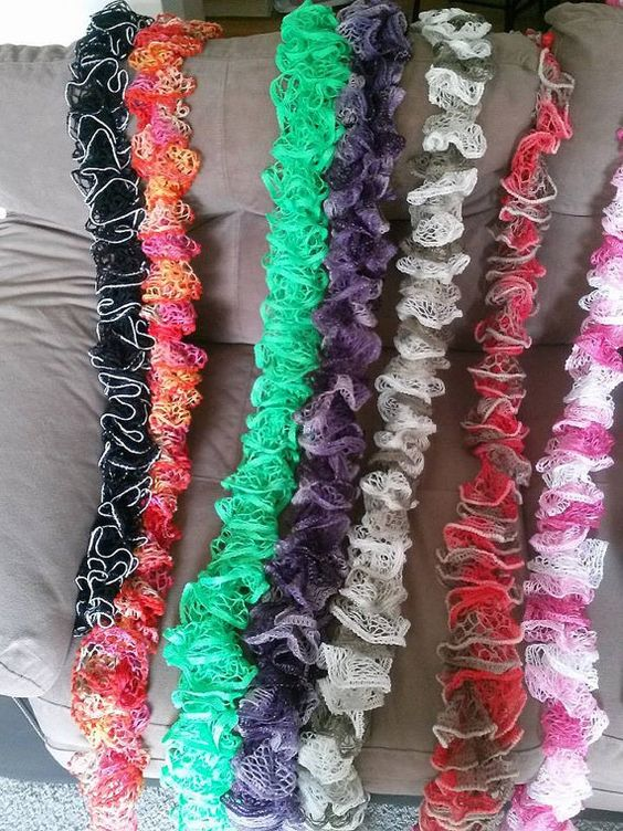 Sassy scarves by Adirasbellydance on Etsy