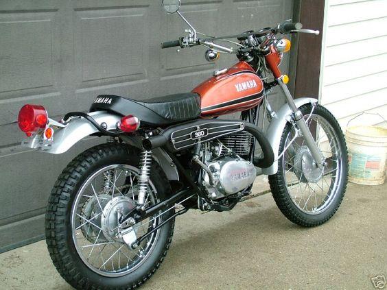 1973 360 enduro nachtflug 1973 yamaha rt3 pinterest for Yamaha 360 enduro