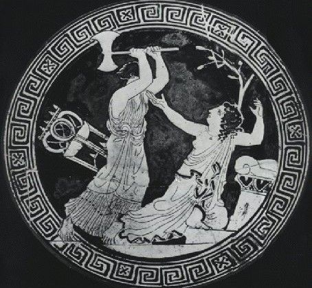 Women and Power in Agamemnon and Lysistrata