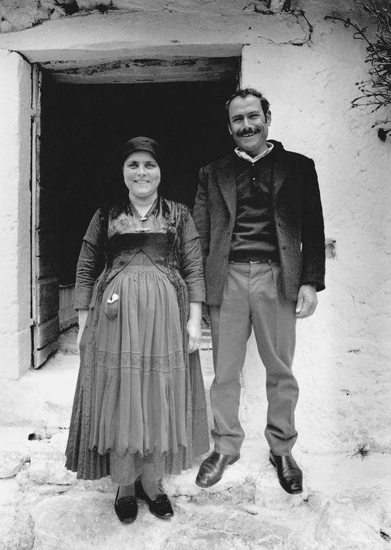 Χαμηλή εικόνα, απλές στιγμές ζευγαριού στη Λευκάδα από τον Fritz Berger