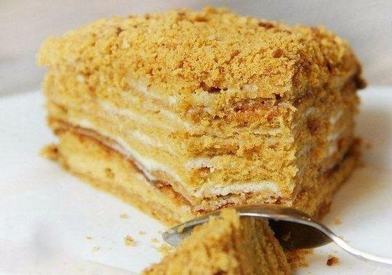 Cake «Parisian cocktail»