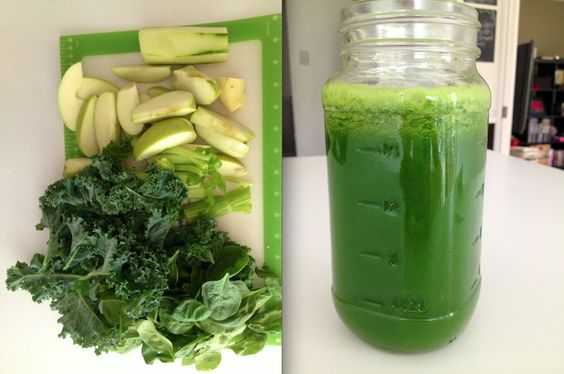 liquid salad v.1.0- kale, spinach, green apple, celery, cucumber and ginger. Delicious summer fuel!