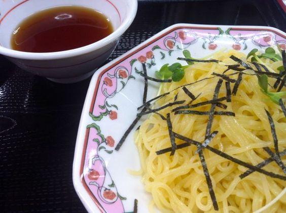 餃子の王将のつけ麺