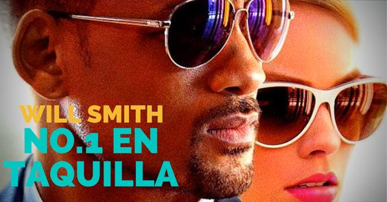 #WillSmith de vuelta con @FocusMovieUK . #Kafecitos #Focus #WillSmith #Movie