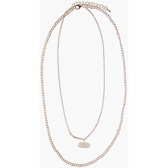 Boohoo Bella Crystal Pendant Necklace Pack | Boohoo (£3.23) ❤ liked on Polyvore featuring jewelry, necklaces, sparkle jewelry, layered pendant necklace, crystal ear cuff, crystal jewelry and stacked necklaces