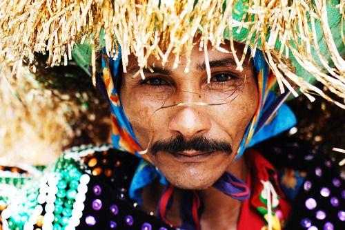 Maracatu Rural (ou Baque-solto) foto: Marcos André