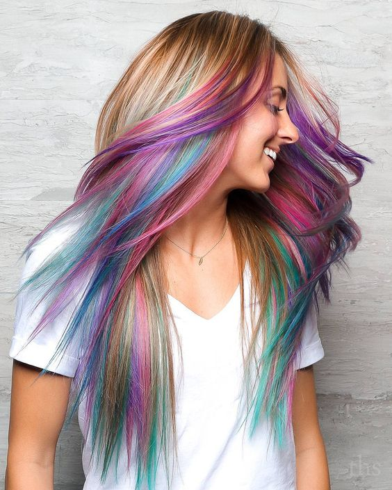 Unicorn Hair Images