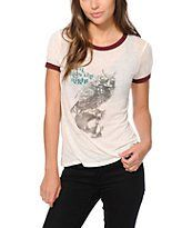 Obey Rules The Night Ringer T-Shirt