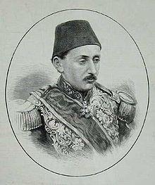 Murad V. (21. září 1840 - 29. srpna 1904) byl osmanský sultán. Vládl pouze několik měsíců po sesazení Abdulazize.  Murada V. odvolal z důvodů jeho podlomeného duševního zdraví velký muftí. Jeho mentální zdraví narušily zejména vraždy Abdulazize (ten byl nalezen z prořezanými zápěstími v paláci Čiragan několik dní po svém sesazení), Hüsejna Avniho Pašy a dalších ministrů.  Dalších 28 let strávil v paláci Čiragan, kde v roce 1904 zemřel.