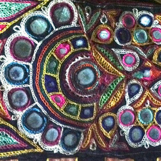 embr 06 textile-art-hand-made: colouricious.com