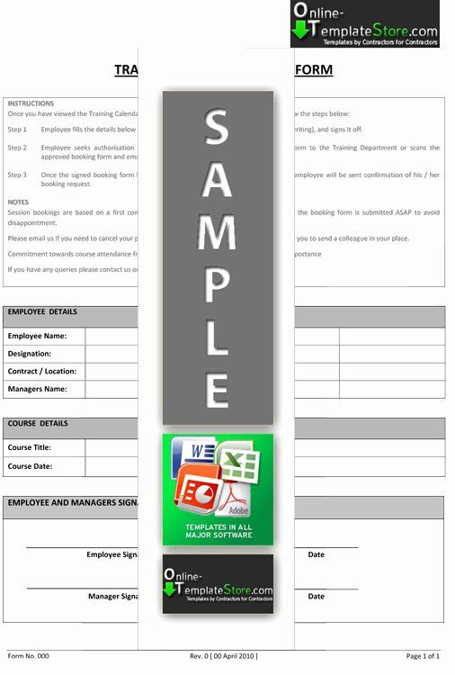 Training Request Form Template Lovely Human Resources Templates In