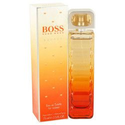 Boss Orange Sunset by Hugo Boss Eau De Toilette Spray 2.5 oz (Women)