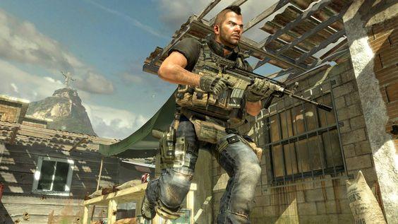 Call of Duty Modern Warfare 2: Captain John MacTavish