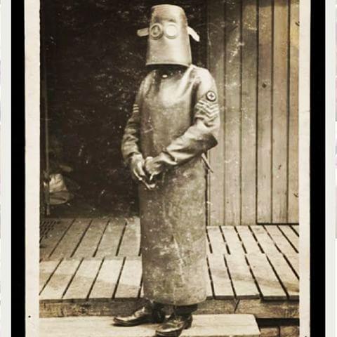13+ Radioactive suit information