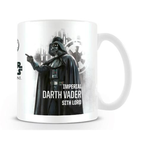 Caneca Star Wars Rogue One Darth Vader