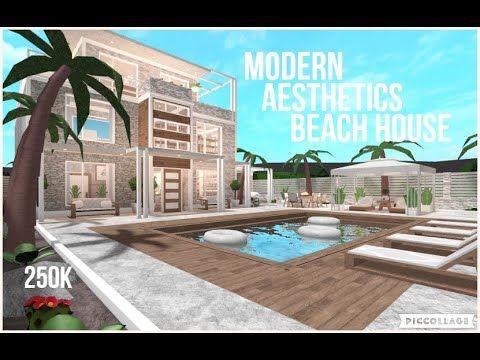 Beach Mansion Bloxburg
