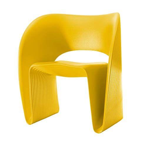 Magis Design Raviolo Yellow Magis Armchair Vintage Armchair