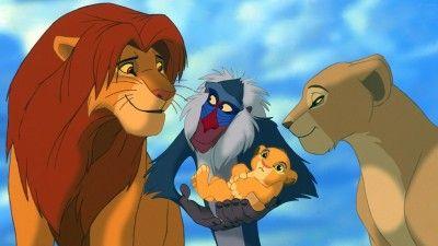 """OMG!! Disney anuncia que vai lançar versão live-action de """"O Rei Leão"""""""