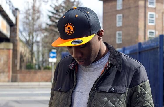 BIGGER BOY SnapBack Classics.  Perfect come rain or shine and available in nine colours.