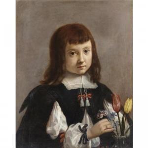 Elizabetta Sirani, portrait of a young boy